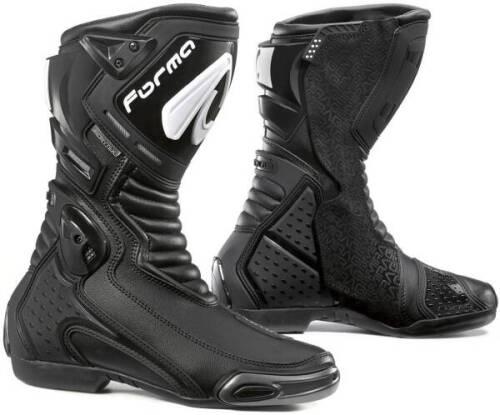 A-pro Bottes Touring demi Botte moto neuve /étanche waterproof Chaussures Biker noir 46