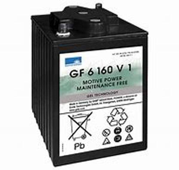 Numax Batterie Voitures Premium 6 VOLTS 159 M5D 6 V 160AH 1000 AMPS EN