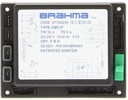Brahma BRAHMA : 30391855 CM32 pr/éventil 30 Bo/îte de contr/ôle BRAHMA