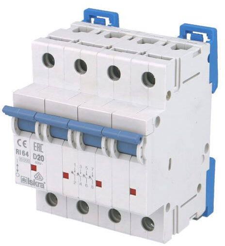 schneider dt40-3 phases schneider electric a9n21076 neutre 20 amp/ères disjoncteur courbe d
