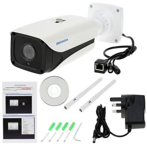 WIFI Cam/éra de Recul pour Voiture Moniteur de Recul Sans Fil LCD /étanche IP67 KKmoon Cam/éra de Recul Sans Fil HD Cam/éra de Recul WiFi avec Vision Nocturne