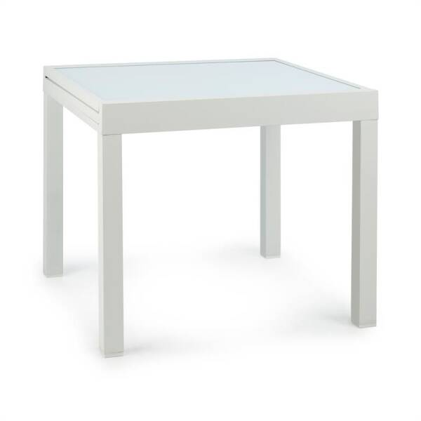 Oceo Table aluminium 180/240 x 100 cm Fiero coloris m