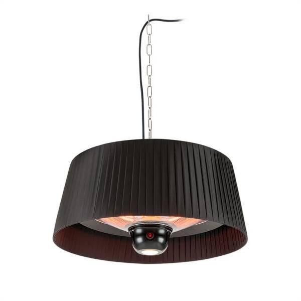 Projecteur de chaleur chauffe-terrasse balcon lustre plafond infrarouge 1500W
