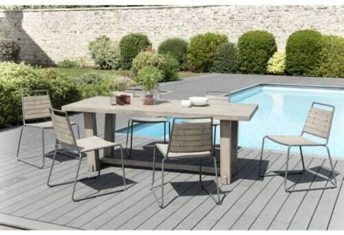 Table de jardin de la catégorie Equipement et mobilier de ...