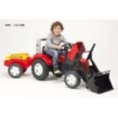 Remorque Falk Ranch Trac V/élo et V/éhicule pour Enfant Tracteur 2051AC