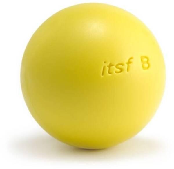 le kit:4 balles de baby foot competition ITSF entrainement homologuées BONZINI