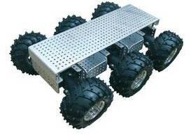 Plateforme robotique kit