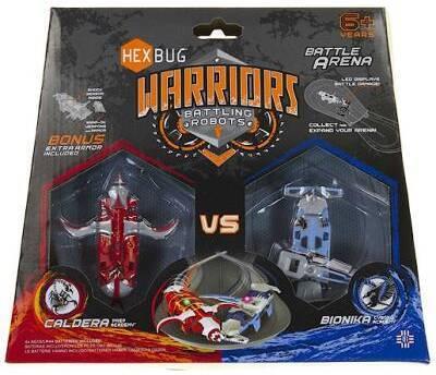 Warriors Battle Arena Caldera