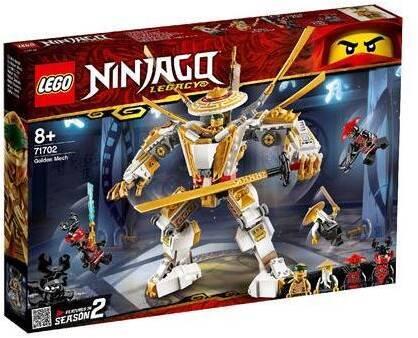 LEGO NINJAGO 71702 Le robot