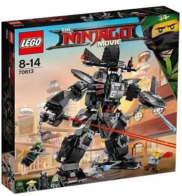 Lego ninjago 70613 le robot