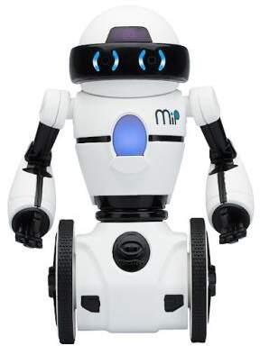 Blanc - Robot Interactif 18