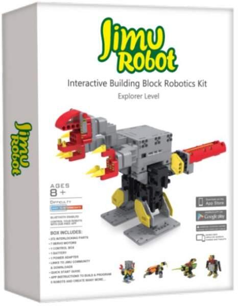 Kit explorateur Jimu Robot