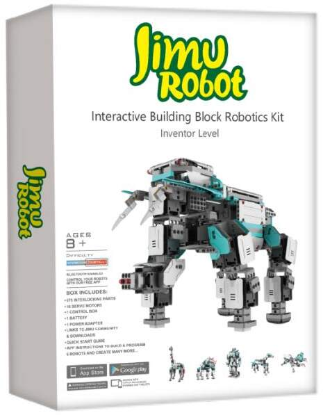 Kit Inventeur Jimu Robot Ubtech