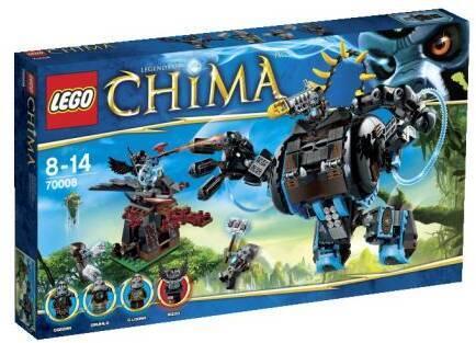 LEGO Chima 70008 L 39 ultra