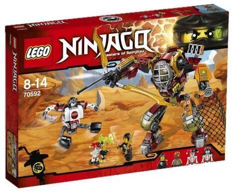LEGO Ninjago 70592 Le robot