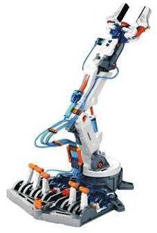 kit Velleman bras robotique