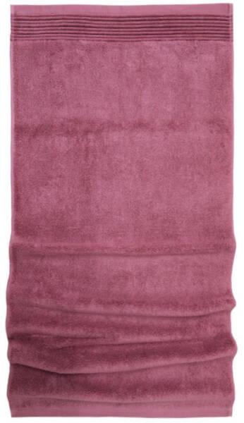 Linnea Serviette invit/é 33x50 cm Juliet Rouge Bordeaux 520 g//m2