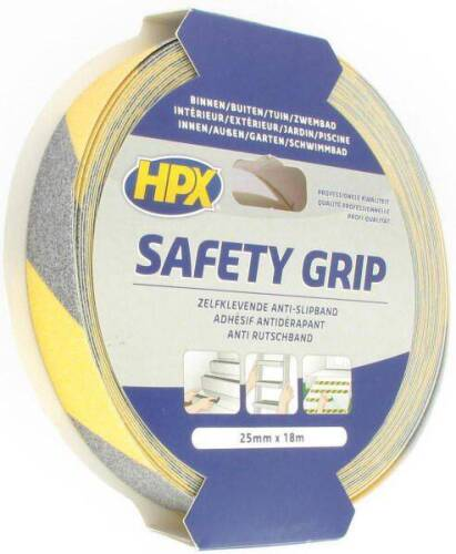 Grip tape Anti anti-volume 18 M x 25 MM noir rutschband anti-dérapant