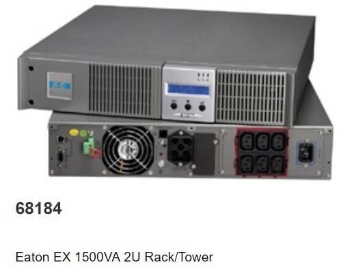 Eaton MGE 66706 Multiprise 66706 Prot box 1