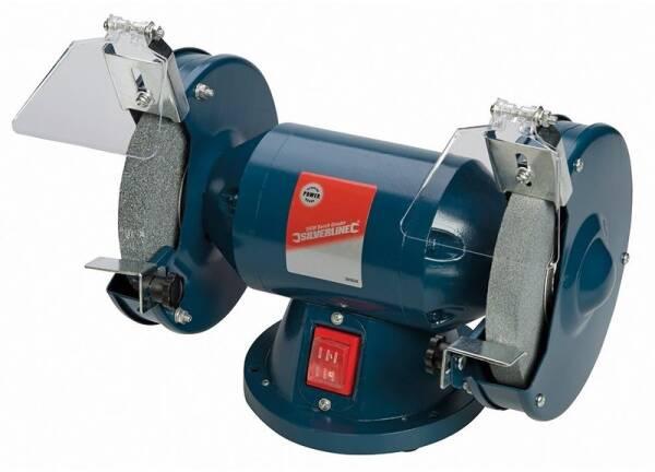 Touret /à polir D 900 W DSM200PS-230V 200 mm 230 V Holzmann