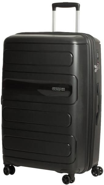 Titan Paradoxx Noir 68 cm Trolley Polypropylène valise de voyage NEUF 4 roue résultat