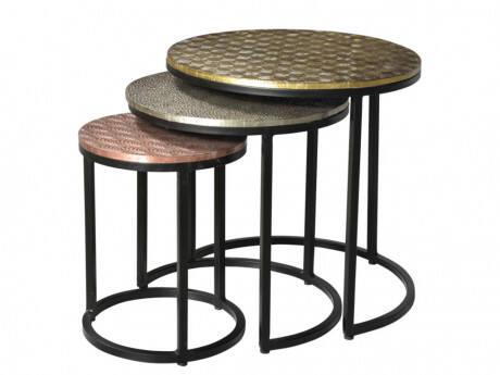 gigognes metal tables gigognes tables en nPk80wO
