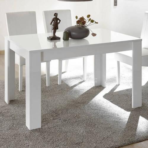 salle à manger 120 scandinave Table de blanche cm 0N8mnw