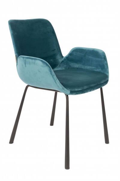 d appoint velours vieilli rose Margot fauteuil pivotant dQrCxBoeW