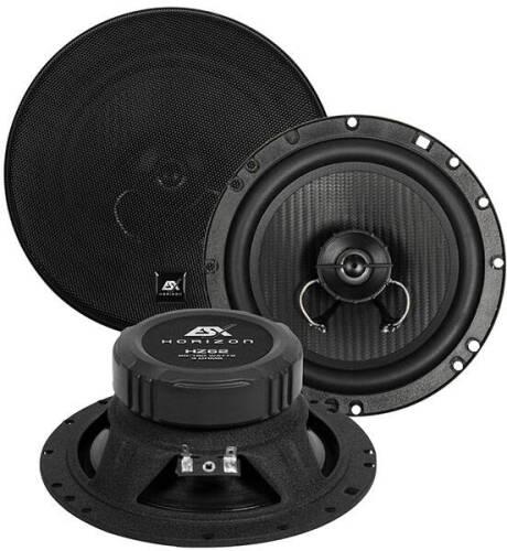 {HIFONICS 165mm haut-parleur triton tr62 haut-parleur 16,5cm 2 voies coaxial