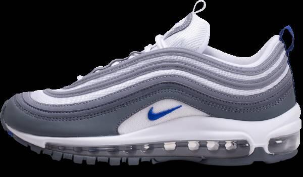 air max 97 gris bleu royal